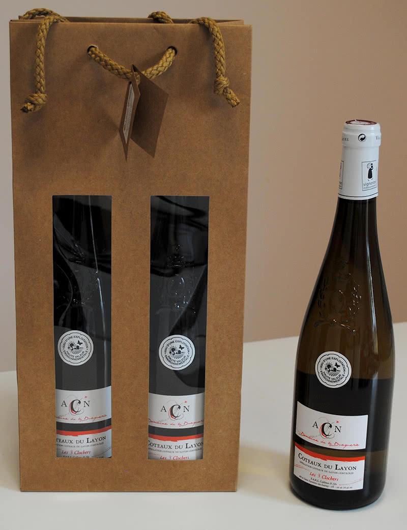 Etiquette vin ACN