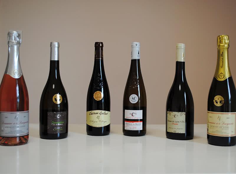 Etiquettes bouteilles