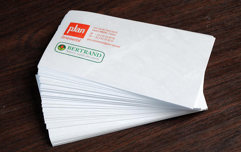 Carte - imprimé administratif