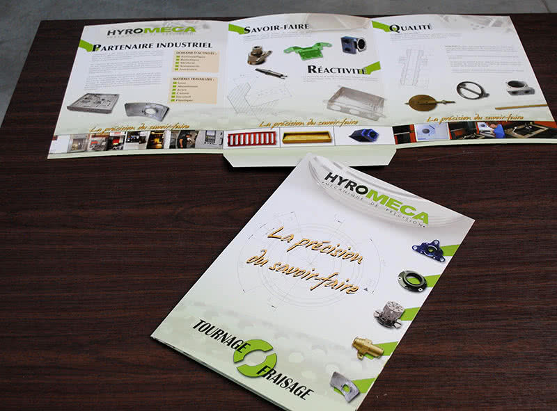 Imprimés Hyromeca