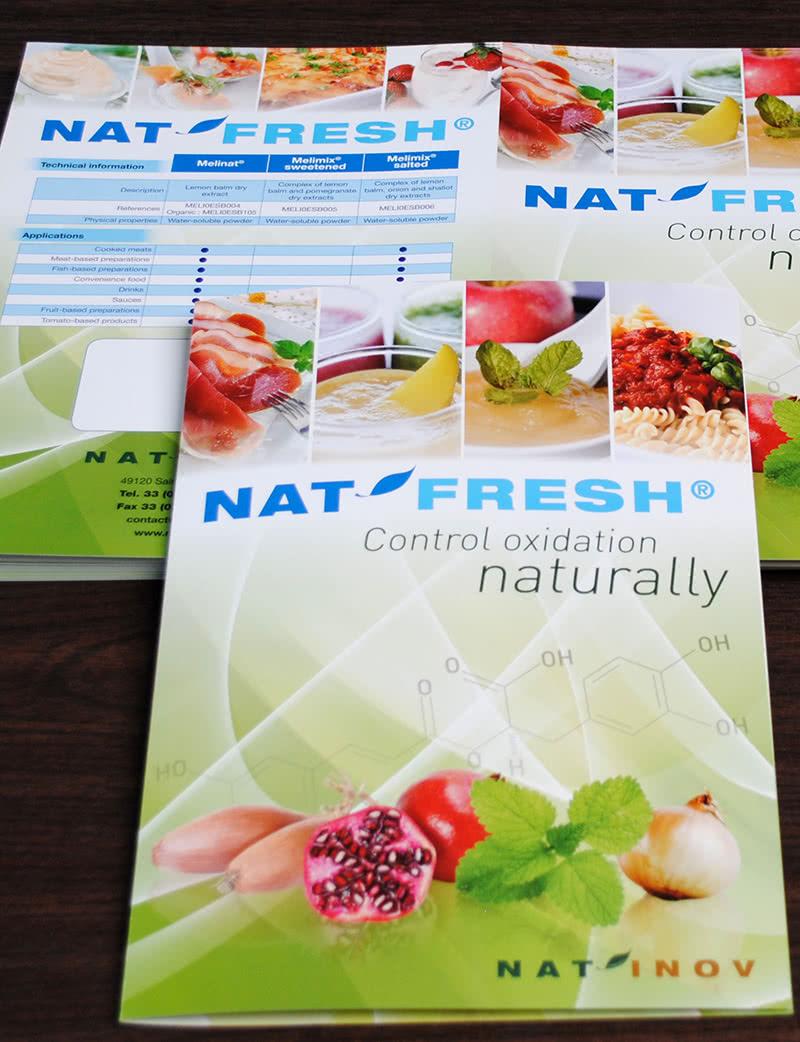 Imprimés commerciaux Natinov